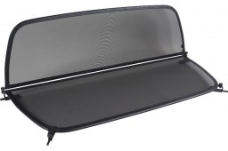 Example - Wind deflector Audi A5 Cabriolet (8F7) 2009-2017 Black