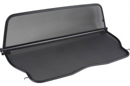 Example - Wind deflector BMW 3 Series Cabriolet (E30) 1982-1992 Black