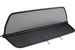 Example - Wind deflector BMW 6 Series Cabriolet (E64) 2003-2010 Black