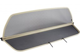 Example - Wind deflector BMW 6 Series Cabriolet (E64) 2003-2010 Beige