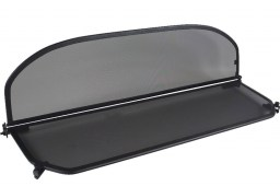 Example - Wind deflector BMW 3 Series Cabriolet (E93) 2005-2012 Black
