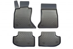 Foot mat set PE/TPE rubber example