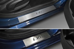 Hyundai i30 (PD) 2016- 5-door & wagon entry guard set 4 pcs (HYU2I3EG)