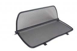 Example - Wind deflector Saab 900 II Cabriolet 1994-1998 Black