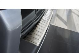 Citroën Berlingo II Multispace (B9) 2008-> rear bumper protector stainless steel