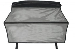 Example - Wind deflector Volkswagen Golf IV Cabriolet (1J) 2001-2002 Black