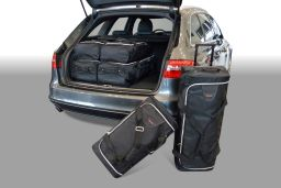 Audi A4 Avant (+ Allroad) (B8) 2008-2015 Car-Bags set