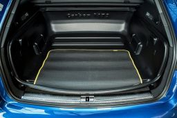 Audi A6 Avant (C7) 2011-2018 wagon Carbox Classic high sided boot liner (AUD10A6CC) (1)