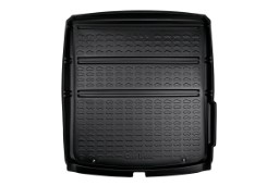 Example - Carbox trunk mat PE rubber Audi A6 Avant (C7) Black