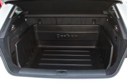 Audi A3 Sportback (8V) 2012-present 5-door hatchback Carbox Classic YourSize 99 high sided boot liner (AUD5A3CC) (1)