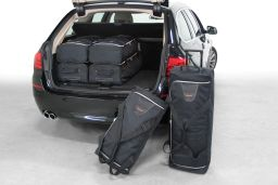 BMW 5 series Touring (F11) 2010-2017 Car-Bags set