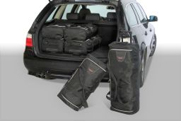BMW 5 series Touring (E61) 2004-2011 Car-Bags set