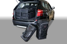 BMW X3 (F25) 2010-2017 Car-Bags set