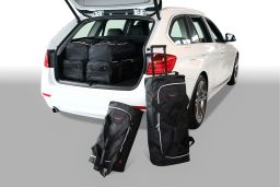 BMW 3 series Touring (F31) 2012- Car-Bags travel bags (B11001S)