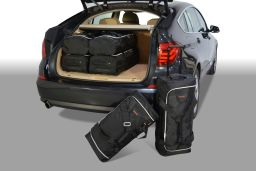 BMW 5 series GT (F07) 2010-heden 5d Car-Bags set