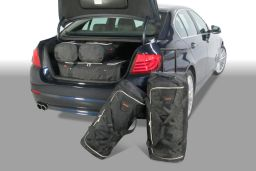 BMW 5 series (F10) 2010-2017 4d Car-Bags set
