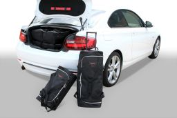 BMW 2 series Coupé (F22) 2014-heden Car-Bags set