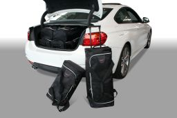BMW 4 series Coupé (F32) 2013-heden Car-Bags set
