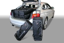BMW 4 series Gran Coupé (F36) 2014-heden 5d Car-Bags set