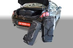 BMW 6 series Gran Coupé (F06) 2013-heden Car-Bags set