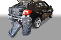BMW X6 (F16) 2014-heden Car-Bags set