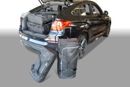 BMW X4 (F26) 2014-heden Car-Bags set