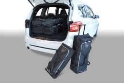 BMW 2 series Gran Tourer (F46) 2015-heden Car-Bags set