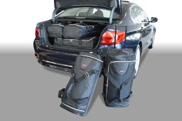 BMW 5 series (G30) 2017-heden 4d Car-Bags set
