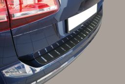 Example rear bumper protector stainless steel + carbon foil (BA) (1)