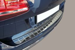 Example rear bumper protector flat stainless steel high gloss (BA)