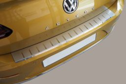 Example rear bumper protector double layer stainless steel (BA) (1)