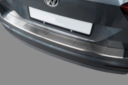 Example rear bumper protector stainless steel T-profile (BA)