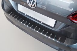 Example rear bumper protector double layer stainless steel + carbon foil(BA)