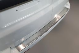 Example rear bumper protector stainless steel (BA)
