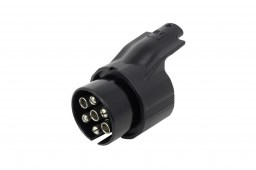 Plug adapter for 13-pin plug to 7-pin socket on the car (BCTL3ACC)