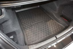 BMW 5 Series (G30) 2017-> trunk mat / kofferbakmat / Kofferraumwanne / tapis de coffre (BMW105STM)