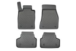 BMW 5 Series (G30) 2017-present 4-door saloon car mat set PE/TPE rubber (BMW115SFM) (1)