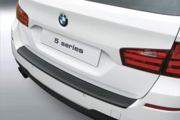 BMW 5 Series Touring (F11) 2010-2017 rear bumper protector ABS (BMW125SBP)