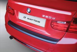 BMW 3 Series (F30) 2012-> 4-door saloon rear bumper protector ABS (BMW133SBP)