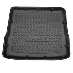 BMW X1 (E84) 2009-2015 trunk mat anti slip PE/TPE (BMW1X1TM)