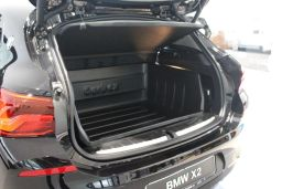 BMW X2 (F39) 2018-present Carbox Classic YourSize 99 high sided boot liner (BMW1X2CC) (2)