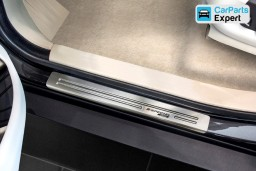 BMW X5 (F15) entry guards / Einstiegsleisten / instaplijsten / seuils de portes (BMW1X5EG)