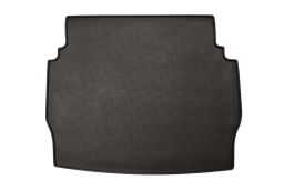 BMW 1 Series (F21 - F20) 2011-present 3 & 5-door hatchback Travall trunk mat anti-slip Rubbasol rubber (BMW21STR) (1)