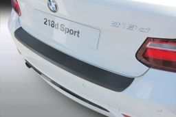 BMW 2 Series (F22) 2014-> rear bumper protector ABS (BMW22SBP)