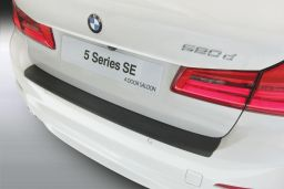 BMW 5 Series (G30) 2017-present 4-door saloon rear bumper protector ABS (BMW295SBP)