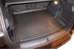 BMW X1 (F48) 2015- trunk mat anti slip PE/TPE rubber (BMW2X1TM)