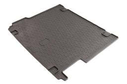 BMW X3 (F25) 2010-2017 Travall trunk mat anti-slip Rubbasol rubber (BMW2X3TR) (1)