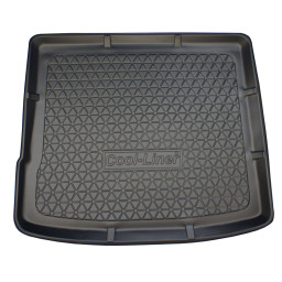 BMW X6 (F16) 2014- trunk mat anti slip PE/TPE (BMW2X6TM)