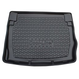 BMW 1 Series (F21 - F20) 2011- 3d & 5d trunk mat anti slip PE/TPE rubber / kofferbakmat anti-slip PE/TPE rubber / Kofferraumwanne anti-rutsch PE/TPE Gummi / tapis de coffre antidérapant PE/TPE caoutchouc (BMW31STM)
