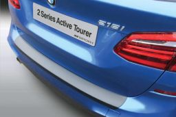 BMW 2 Series Active Tourer (F45) 2014-> rear bumper protector ABS (BMW32ABP)